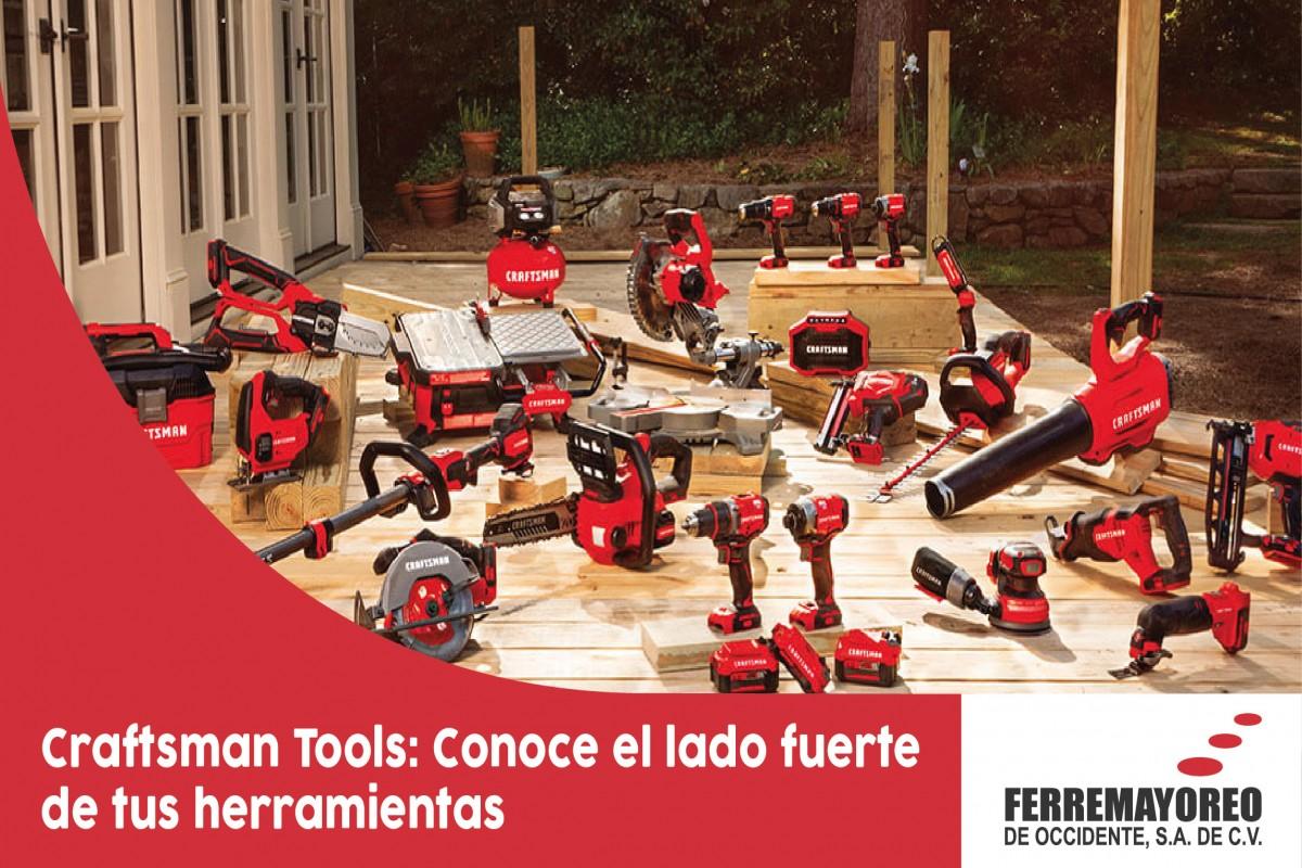 Craftsman Tools: El lado fuerte de las herramientas